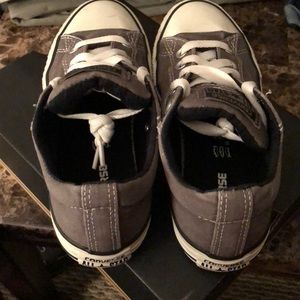 Converse Shoes - Worn 2 times Converse for kids